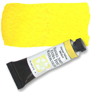 Hansa Yellow Medium (PY97) 15ml Tube, DANIEL SMITH Extra Fine Watercolor