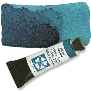 Phthalo Turquoise (PB15 PG36) 15ml Tube, DANIEL SMITH Extra Fine Watercolor