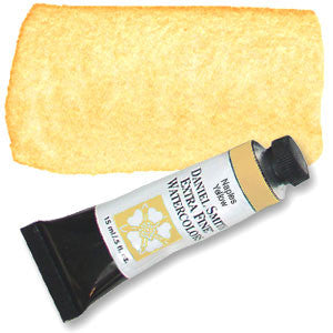 Naples Yellow (PW4 PY35 PR101) 15ml Tube, DANIEL SMITH Extra Fine Watercolor
