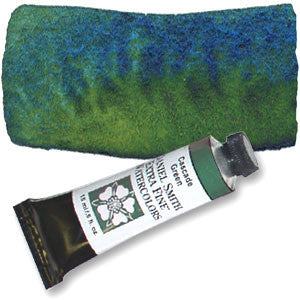 Cascade Green (PBr7 PB15) 15ml Tube, DANIEL SMITH Extra Fine Watercolor