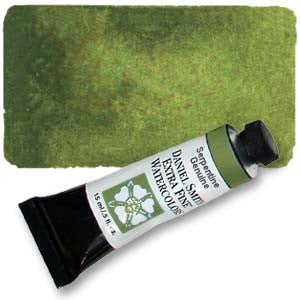 Serpentine Genuine 15ml Tube, DANIEL SMITH Extra Fine Watercolor