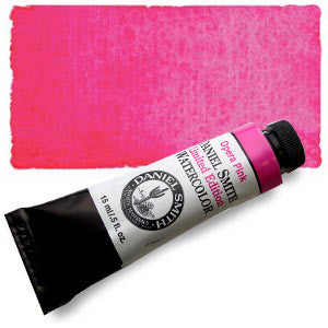 Opera-Pink (PR122) 15ml, DANIEL SMITH Extra Fine Watercolor