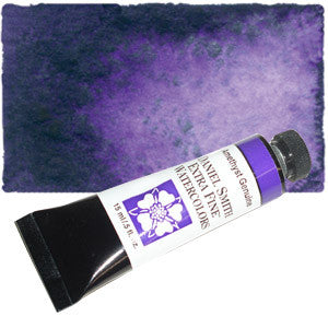 Amethyst Genuine 15ml Tube, DANIEL SMITH Extra Fine Watercolor