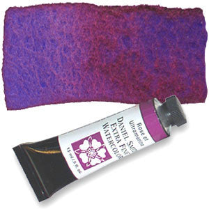 Rose of Ultramarine (PB29 PV19) 15ml Tube, DANIEL SMITH Extra Fine Watercolor