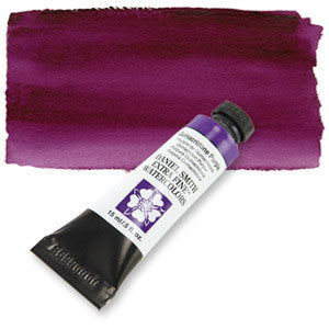 Quinacridone Purple (PV 55) 15ml Tube, DANIEL SMITH Extra Fine Watercolor