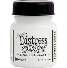Tim Holtz Distress Stickles - Clear Rock Candy 1.1 oz