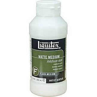 Liquitex Matte Medium 8oz.