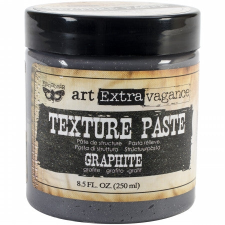 Art Extravagance Texture Paste - Graphite