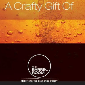 Barrel Room Gift Voucher