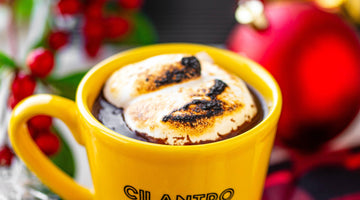 Hot Chocolate Marshmallow: A Hug in a Mug! 🍫
