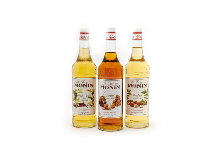 Flavored Monin Syrup (1L Bottle) Cilantro