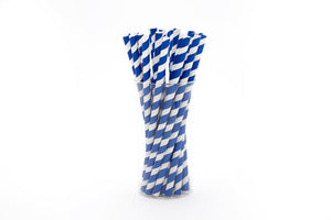 Paper Straws - (Pack of 25) Cilantro