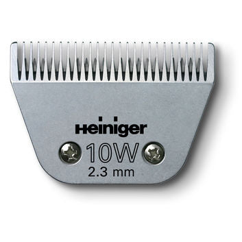Heiniger Clipping blade No 10 Wide 2.3 mm cut