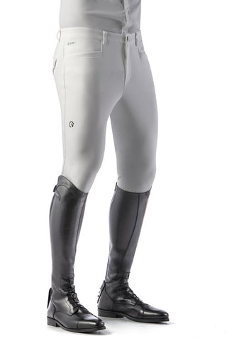 EGO7 White Menswear Breeches