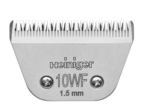 Heiniger Saphir Horse Clippers with 10 wf 1.5mm fine wide blade