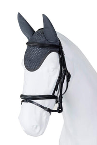Torpol Top Luxury Fly Vale in Grey with Elastic ears for a great fit and bound edging. Available to customise.