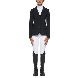 Cavalleria Toscana Girls Navy Show Jacket