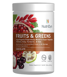 NutriDyn Fruits & Greens - Chocolate