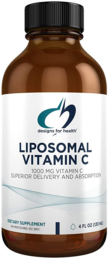 Designs For Health - Liposomal Vitamin C