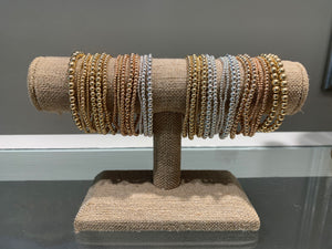 Mini Luxe Bracelet 4mm - Accent's Novato
