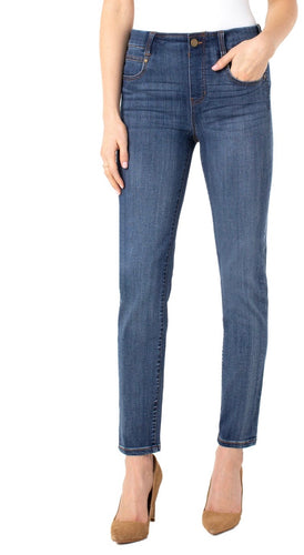 Gia Glider Slim High Performance Denim - Accent's Novato