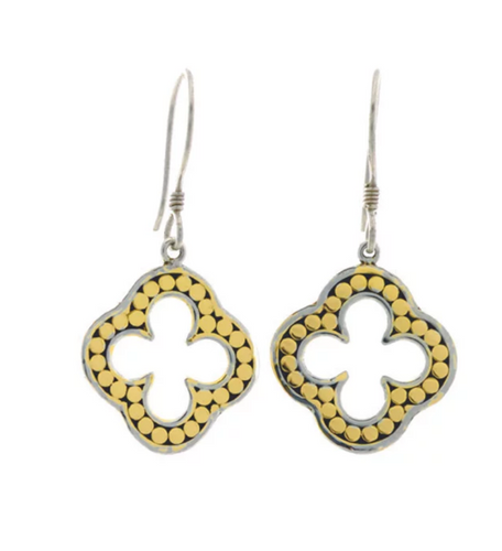 A Little Bit of Luck Earrings (Small) - Accent's Novato