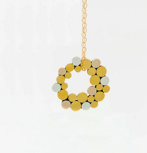 Floating Dot Pendant (Mini) - Accent's Novato
