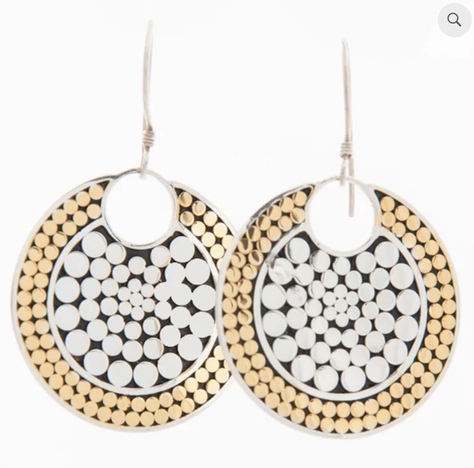 It's What's On The Inside Earrings - Accent's Novato