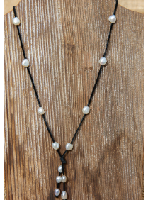 Glen Ellen Tassle Necklace - Accent's Novato