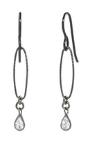 Load image into Gallery viewer, Oval LInk Earrings - Accent's Novato