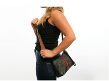 Load image into Gallery viewer, Nancy Wristlet with Cross Body Strap - Accent's Novato