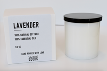 Load image into Gallery viewer, Sustainable Soy Wax Candle - Accent's Novato