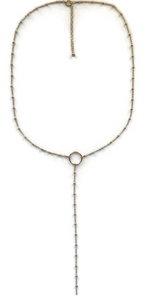 Nikki Necklace - Accent's Novato