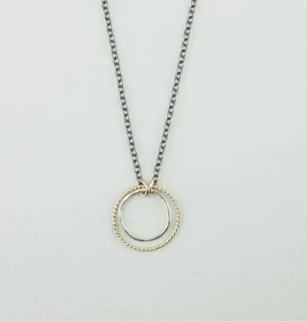 Dual Promise Necklace