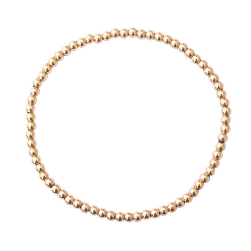 Mini Luxe Bracelet 3mm - Accent's Novato