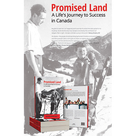 Promised Land – A Life's Journey to Success in Canada