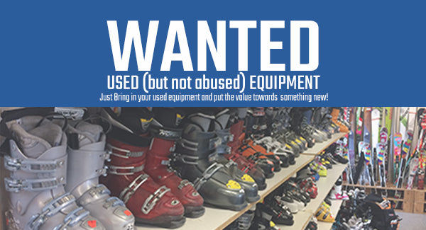 Used Sports Equipment and Trade In – Kunstadt Sports