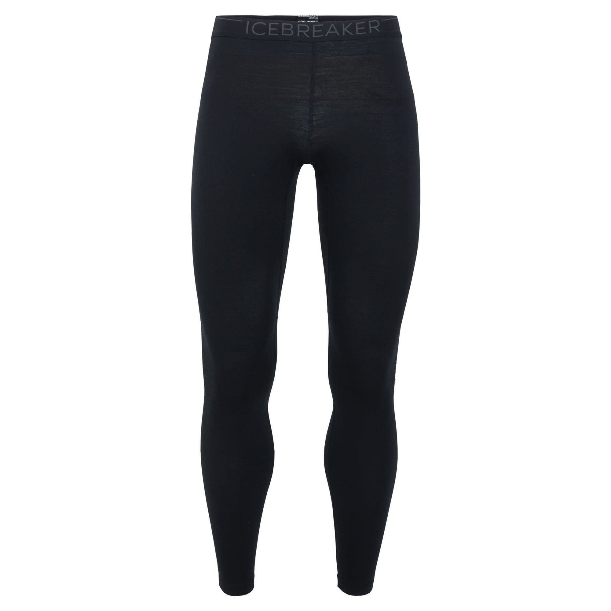 Icebreaker 2020 Men's 260 Tech Leggings w/Fly Baselayer