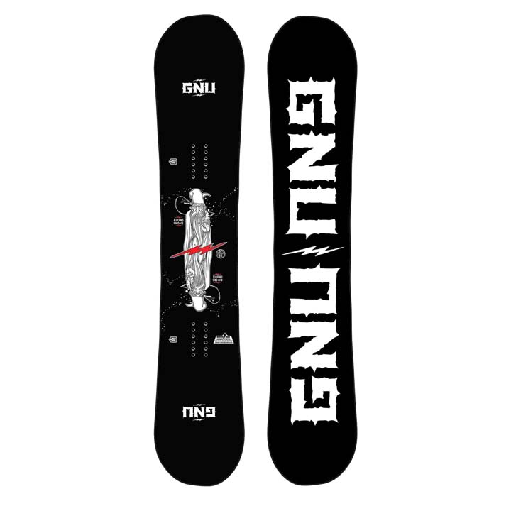 GNU 2021 RIDERS CHOICE Snowboard