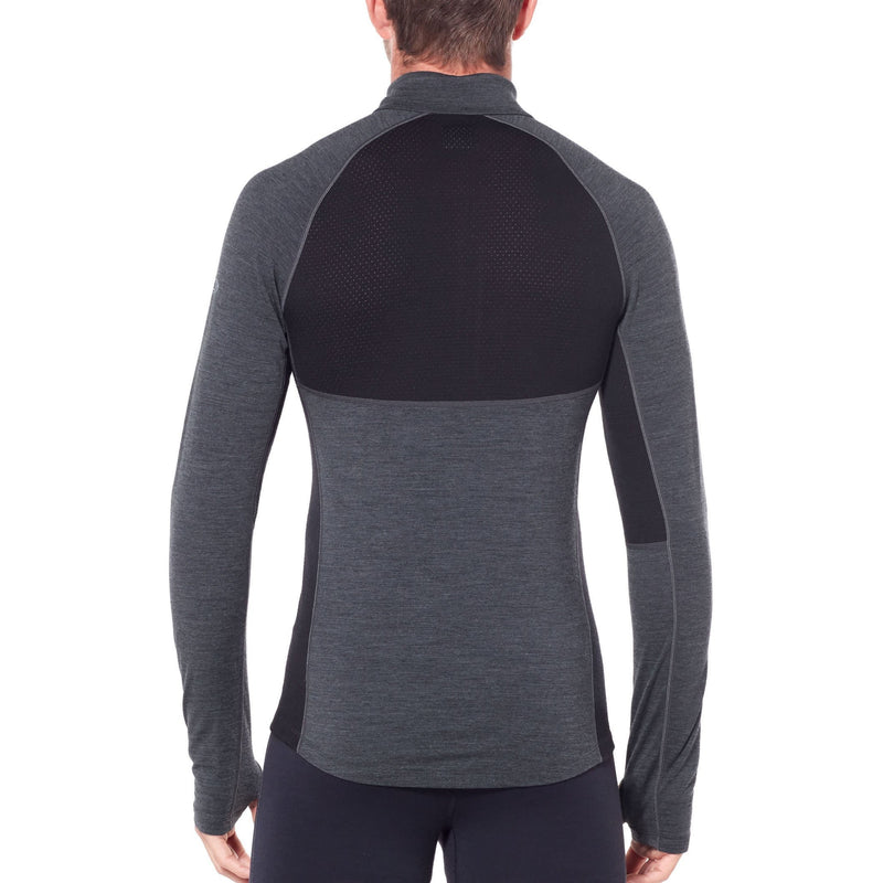 Icebreaker 2020 Men's 200 Zone LS Half Zip Baselayer