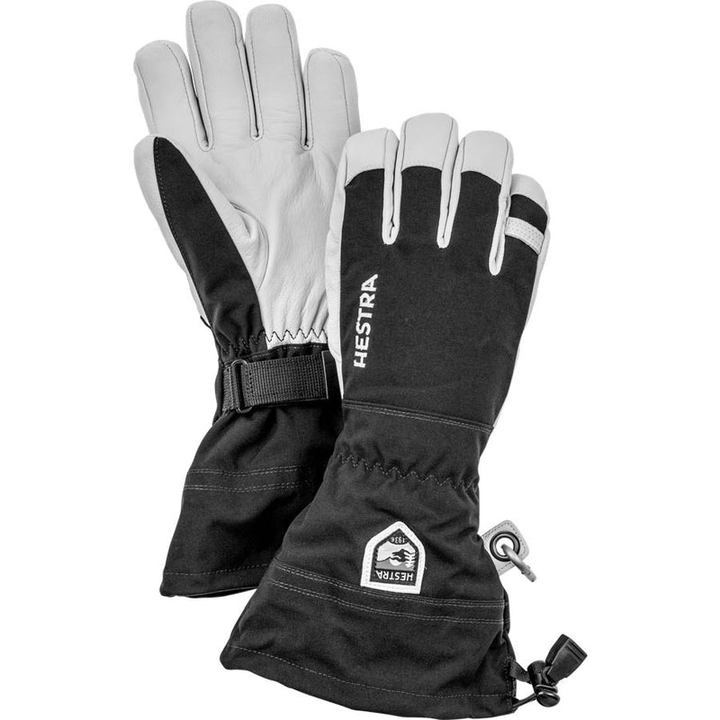 Hestra 2021 Men's Alpine Pro Army Leather Heli Ski Glove