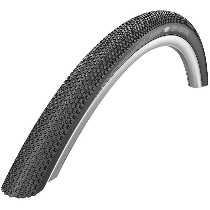 Schwalbe G-One Allround Folding Clincher Dual RaceGuard 67 Black Tire