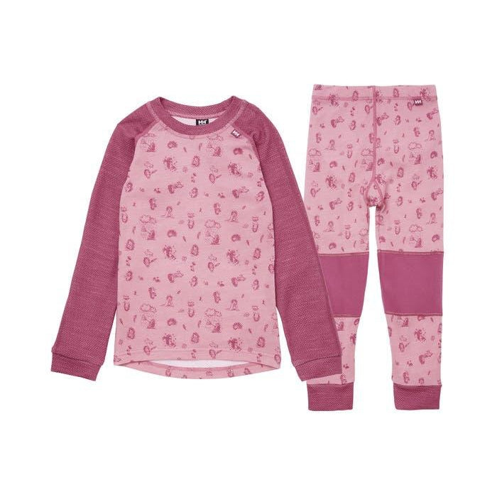 Helly Hansen 2021 Junior HH Lifa Merino Set