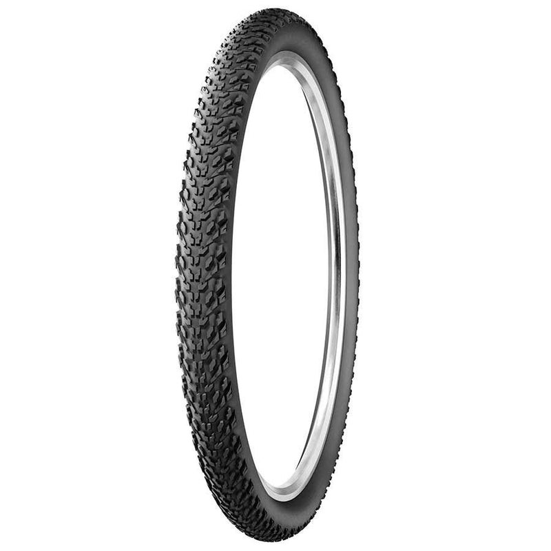 Michelin Country Dry 2 Wire Clincher 30 TPI Black Tire