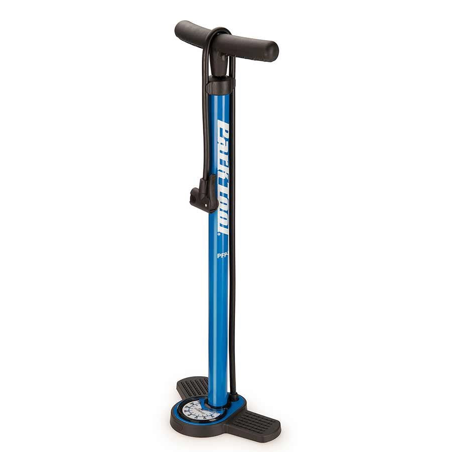 Park Tool PFP-8 Floor pump 160psi-Bike Accessories-Kunstadt Sports