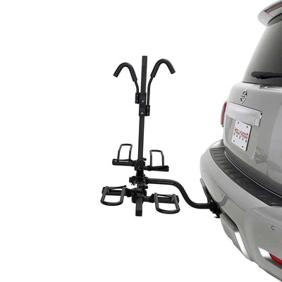 Hollywood Racks Trail Rider Hitch Mount Rack 1-1/4'' and 2'' Bikes 2