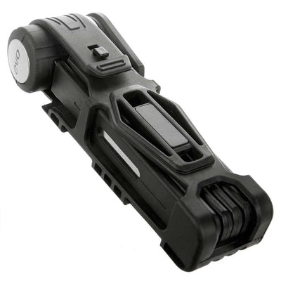 EVO Lockdown Folding Key Black Lock