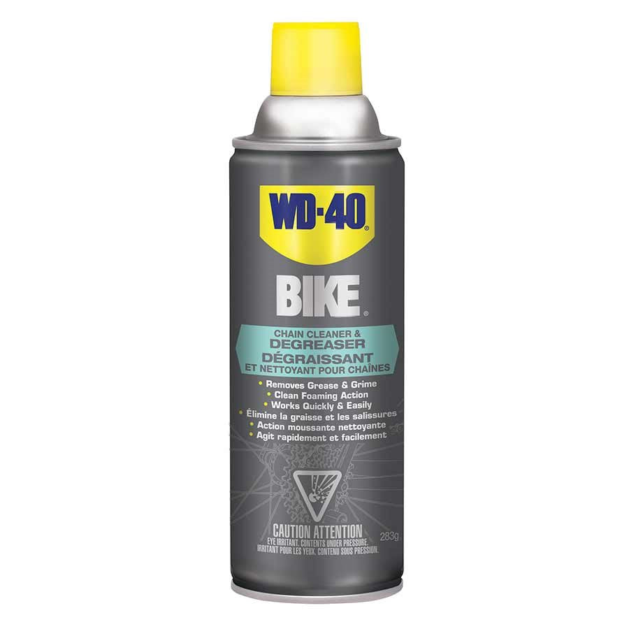 WD-40 Bike - Chain cleaner and degreaser, 283g-Bike Accessories-Kunstadt Sports