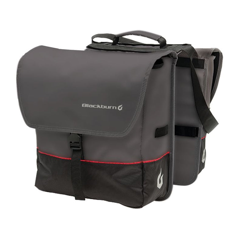 Blackburn 2019 LOCAL SADDLE BAG PANNIER-Bike Accessories-Kunstadt Sports
