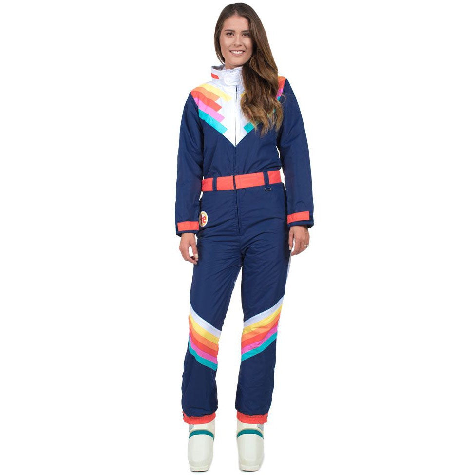 Tipsy Elves Women's Santa Fe Shredder Ski Suit